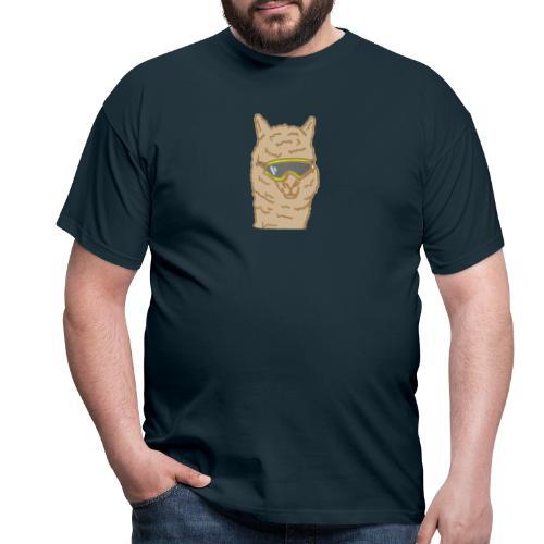Team Alpaca Shirts - Männer T-Shirt