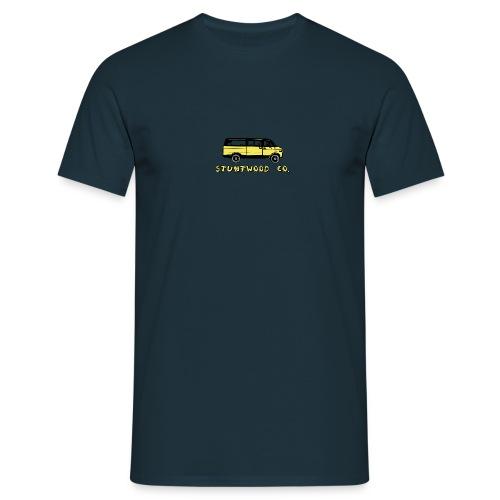 Yellow Van - Männer T-Shirt