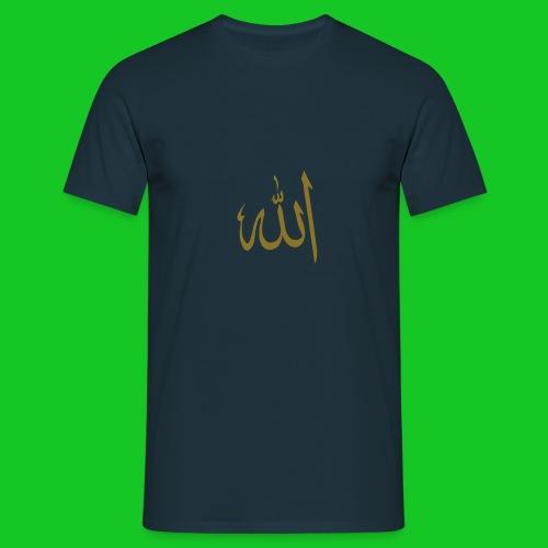 Allah - Mannen T-shirt