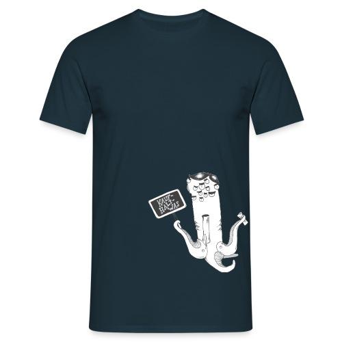 kaufhaltwas frei png - Männer T-Shirt