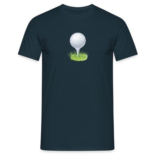 Golf Ball PNG Clipart - Camiseta hombre
