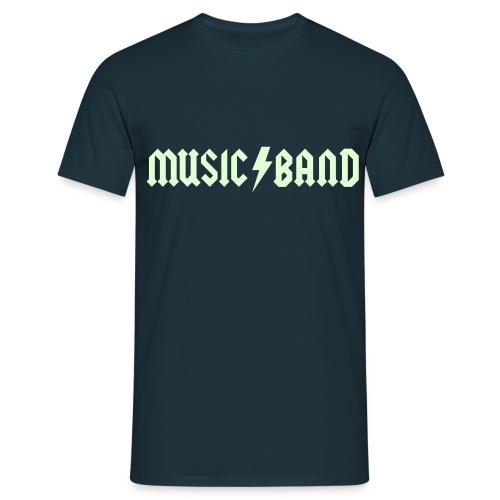 Music Band - Männer T-Shirt