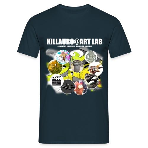 KLR ART LAB1 - T-shirt Homme