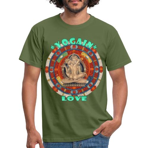YogaIn Love - Maglietta da uomo