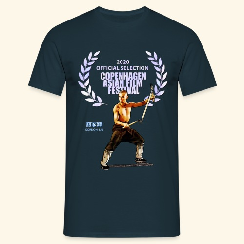 CAFF - Official Item - Shaolin Warrior 2 - Herre-T-shirt
