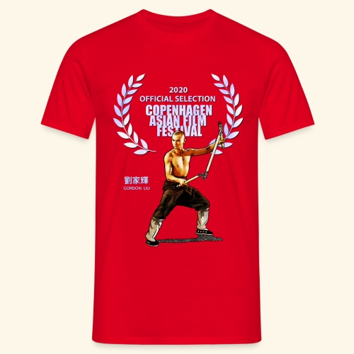 CAFF - Official Item - Shaolin Warrior 2 - Mannen T-shirt