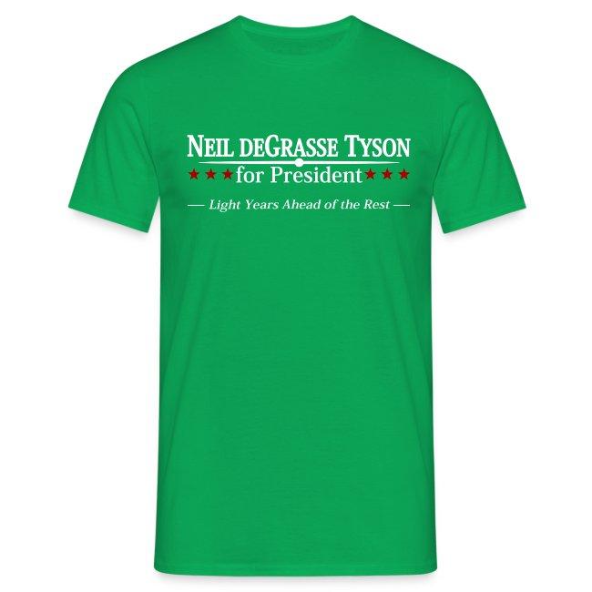 Neil deGrasse Tyson for President