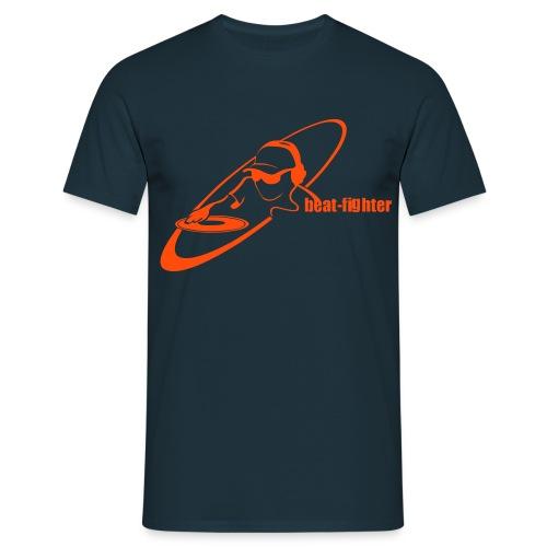 BEAT FIGHTER Vector - Männer T-Shirt