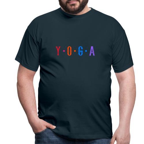 YOGA COLOR - Camiseta hombre