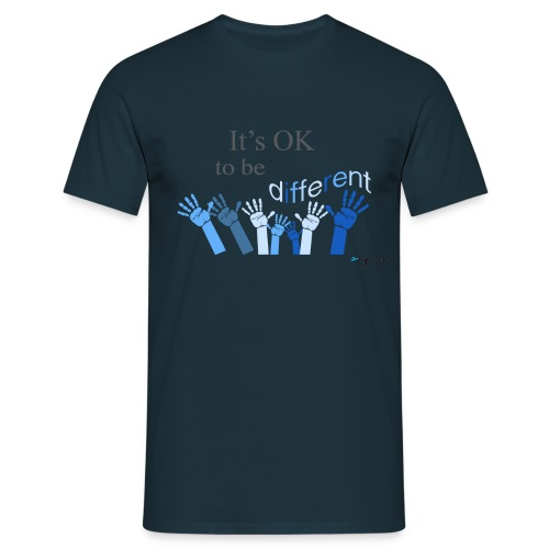 Its OK to be different - Koszulka męska