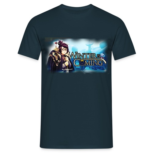 Overwatch and GameOfThrones Fusion - Men's T-Shirt