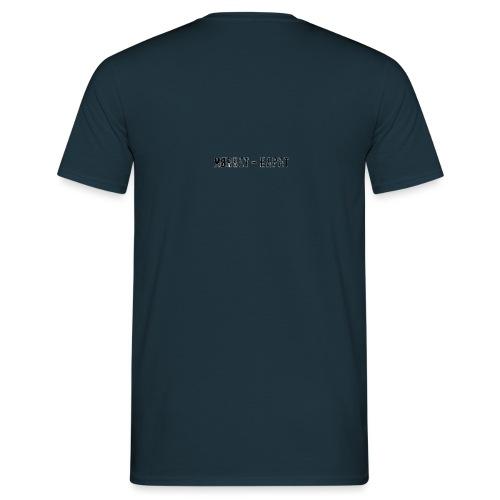 Mørket Håpet - LIght - T-skjorte for menn