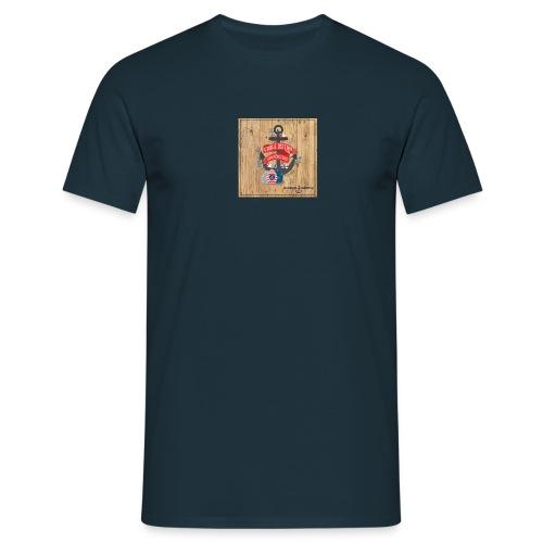 frohe_ostern-0cl1 - Männer T-Shirt