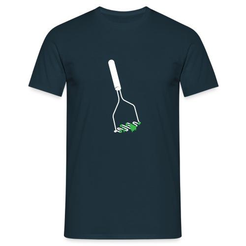 Stamper - Mannen T-shirt
