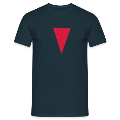 triangle trigon - Maglietta da uomo