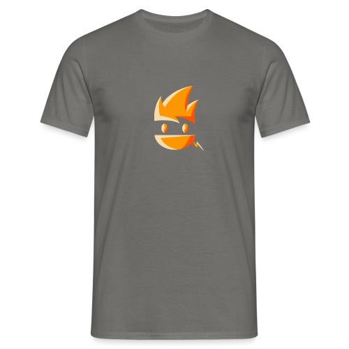 3D Ninja - Men's T-Shirt