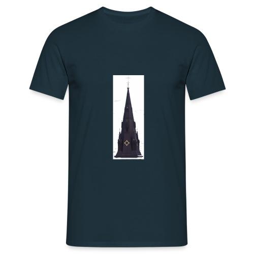 klockaton1 - T-shirt herr