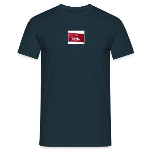 astra fahne - Männer T-Shirt