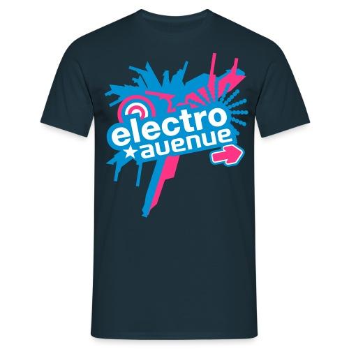 elec 2 - Men's T-Shirt