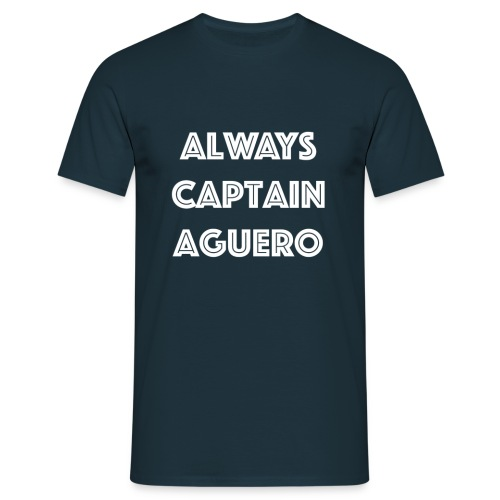 Aguero Captain - Men's T-Shirt