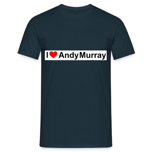 iheartmurray - Men's T-Shirt