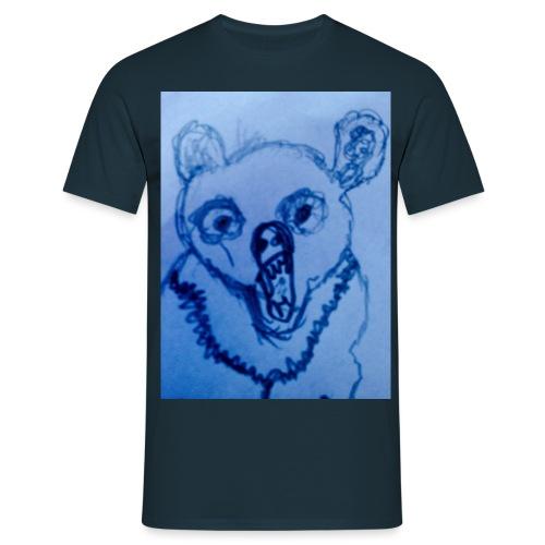 W.A.R.T CLOTHING - Miesten t-paita