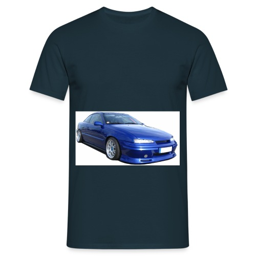 calibra tsw hockenheim c - Männer T-Shirt