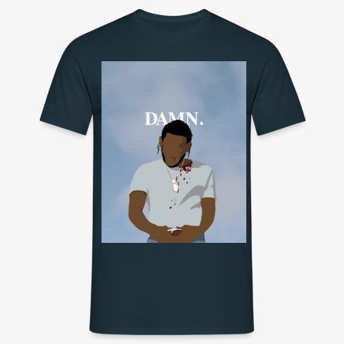 Kendrick Lamar - DAMN II - Mannen T-shirt