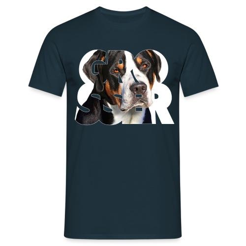 Grosser - Miesten t-paita