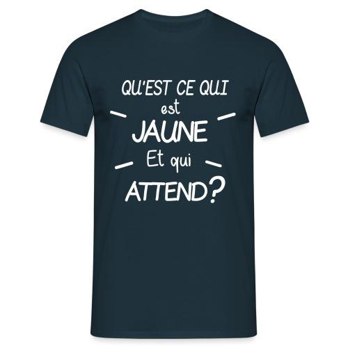 Edition Limitee Jonathan Black - T-shirt Homme
