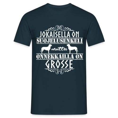 Grosse Enkeli V - Miesten t-paita