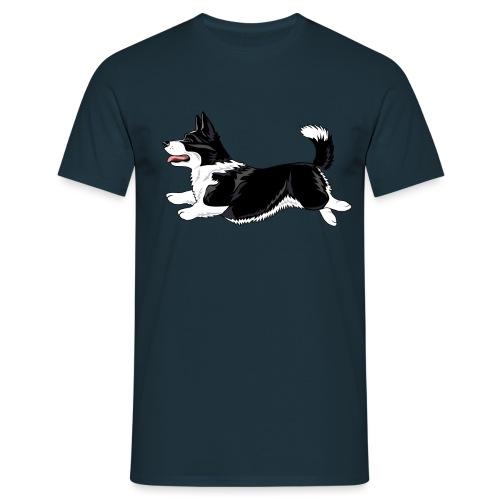 Welshcorgi - Miesten t-paita