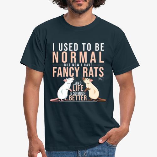 Rats Normal V - Miesten t-paita