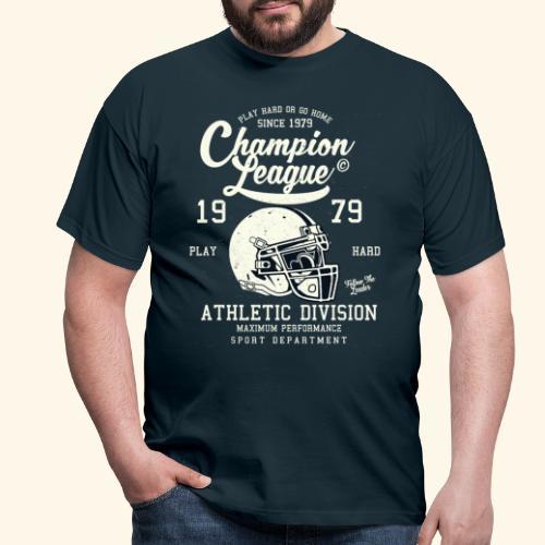Champion-League - Men's T-Shirt
