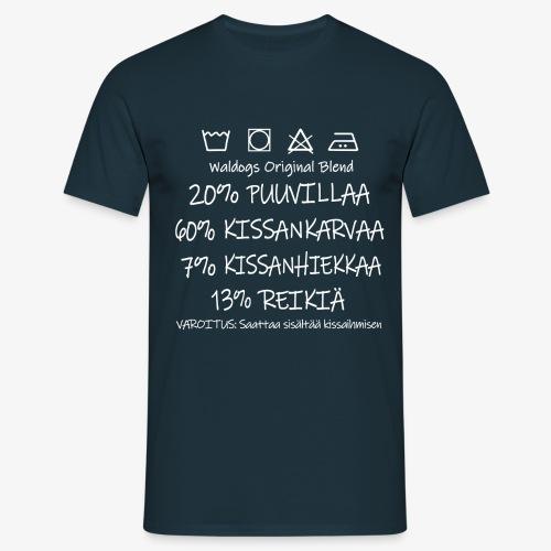 Kissi Original Blend II - Miesten t-paita