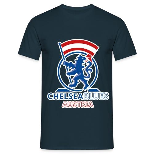 logoneuweiss png - Männer T-Shirt
