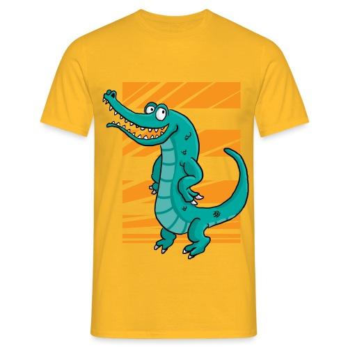 Crocrodile - T-shirt Homme