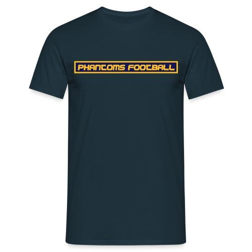 phanfoot1 - Männer T-Shirt