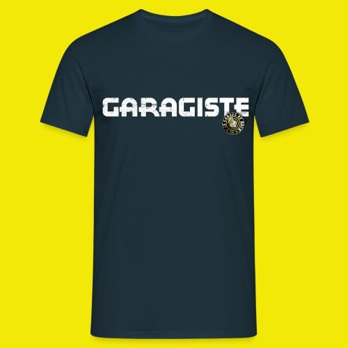 GARAGISTE - T-shirt Homme