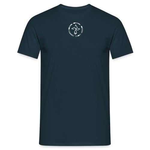 hermine triskélisée inversée - T-shirt Homme