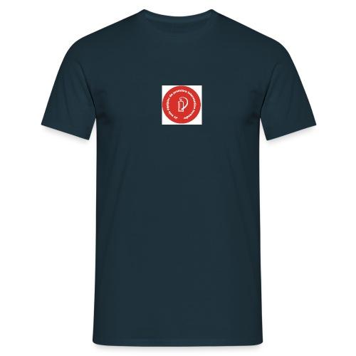 logo equipier incendie - T-shirt Homme