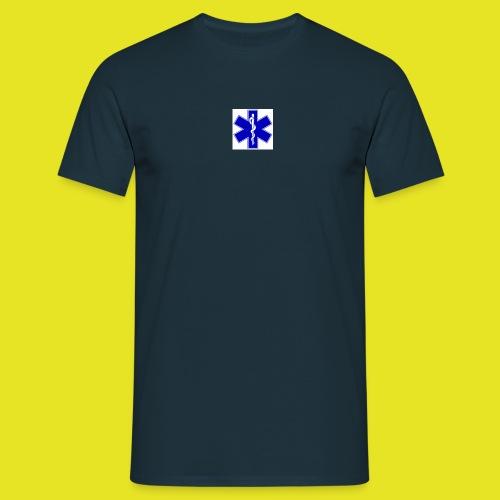 Croix de vie - T-shirt Homme