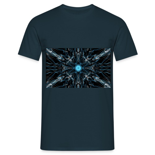 blaugrau1 - Männer T-Shirt