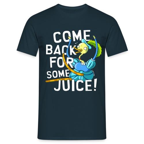 Choose Goose transparent - Männer T-Shirt