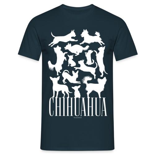 Chihuahua - Miesten t-paita