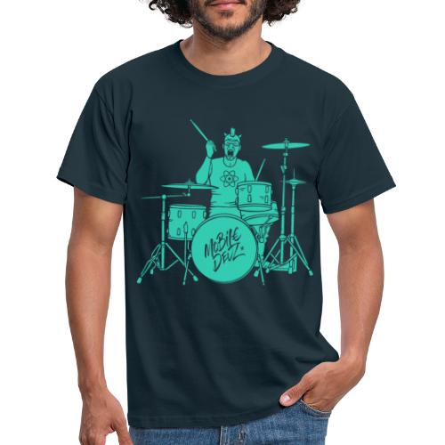 Mobile Developers band - React Native Drums - Men's T-Shirt