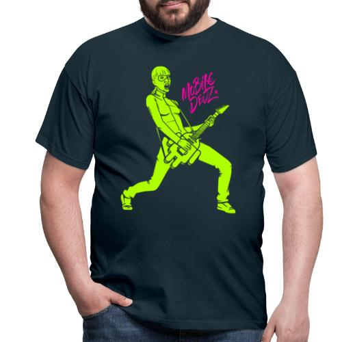 Mobile Developers band - Android Guitar - Men's T-Shirt