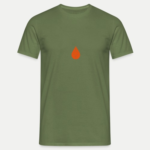 ing's Drop - Men's T-Shirt