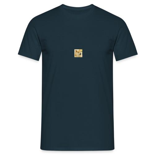 tiny dog - Men's T-Shirt