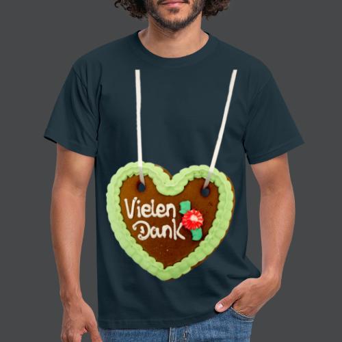 lebkuchen - Männer T-Shirt
